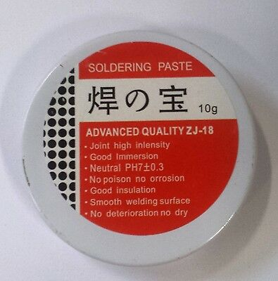 Soldering Paste - Flux 10g - High intensity