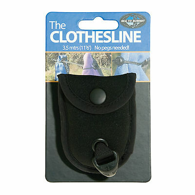 Sea to Summit Camping Hiking Pegless Clothesline - ACLOTH