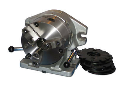 """8"""" Precision Super Spacer ( F2 ), 3 Jaw Chuck Included"""