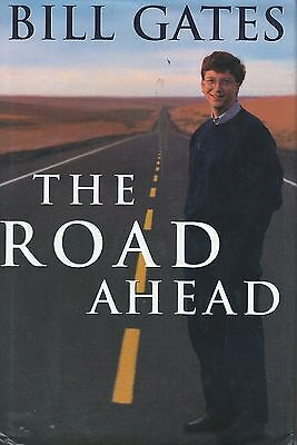 WILLIAM BILL GATES Autographed Signed Book The Road Ahead Microsoft Computer