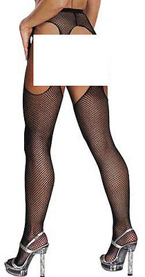 Collants ouverts resille T. S/M Lingerie Sexy Coquine