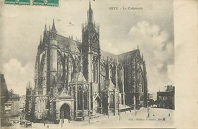 57 METZ la cathedrale 21225