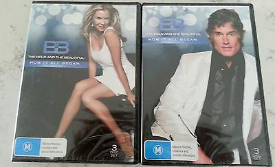 The Bold And The Beautiful - How It All Began :Collection 1 & 2 - Region 4