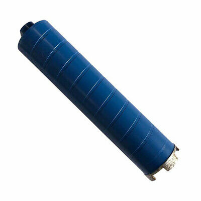 "2-1/4"" Dry Diamond Core Drill Bit for Brick Concrete Block Masonry 5/8""-11 Arbor"