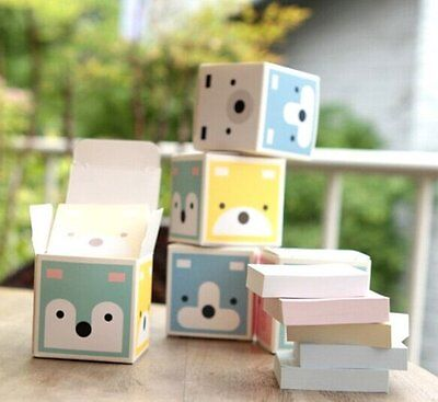 NEW  Cute Animal Bookmark Marker Memo Flags Index Pad Tab Sticky Notepad