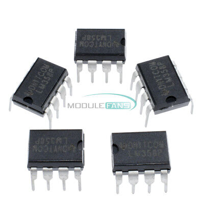 20Pcs Lm358 Lm358P Lm358N Dip-8 Operational Amplifiers Ic