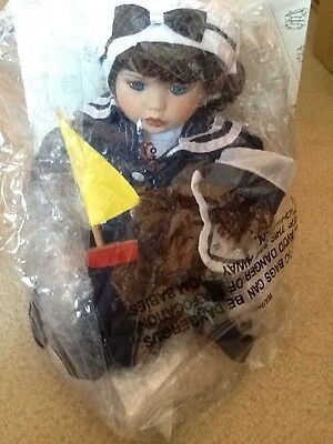 Heritage Signature Collection Sailor Doll