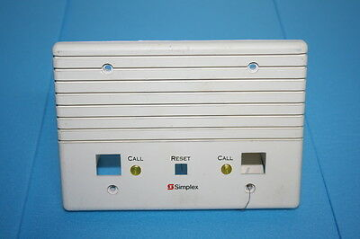 * Simplex 5001-9332 Patient Station Nurse Call Equipment