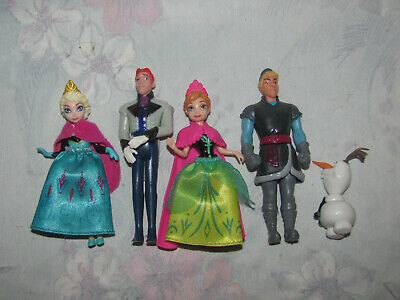 Disney Polly Pocket Size Doll Figure - Belle Beauty & the Beast; Horse, Carriage