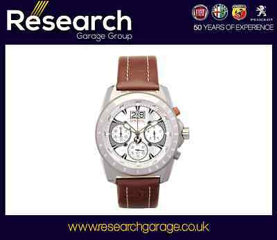 Abarth Heritage Brown Leather Breil Watch 59230595