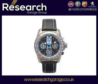 Abarth Chronograph Anthracite & Blue Watch 59230594