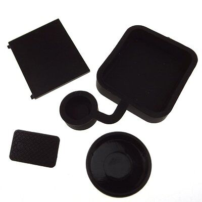 Protective Camera Lens Cap Cover and Housing Case Cover GoPro HERO 3+/HERO 4
