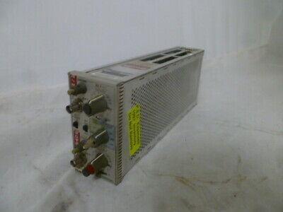 Dynamic Technology 00945 Amplifier Used