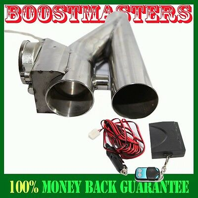 """Universal Polished 3.0/"""" Stainless J-U Bend 45 Degree Angled D-I-Y pipe by OBX-R"""
