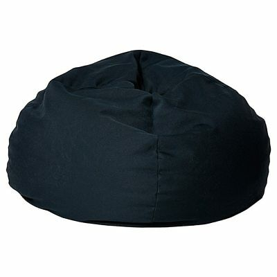 NEW Bean Bag Cover 150lt - Black