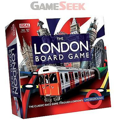 The London Game - Games/puzzles Board Games Brand New Free Delivery