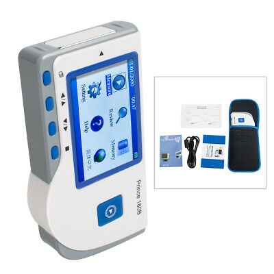 Color Screen ECG EKG Portable Heart Monitor PC data management software