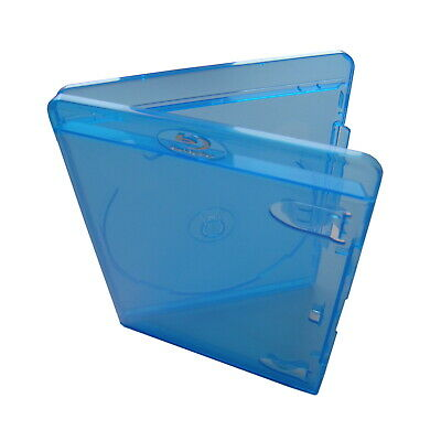 Amaray Blu-Ray Case 14Mm Thick (Standard Size) Box Of 100 Cases