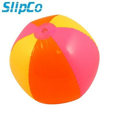 Inflatable Blow up Panel Beach Ball 40cm Fun Holiday Party Swimming Garden