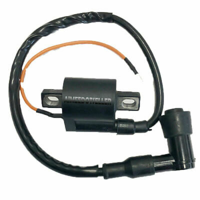 Hi Performance Ignition Coil 6 or 12 volts for Suzuki Points or CDI Magneto new