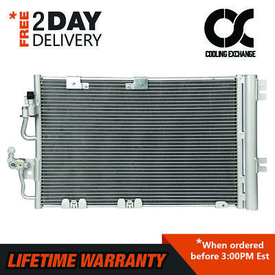 New Condenser 3749 Fits Saturn Astra XE and XR 2008-2009 1.8L-L4