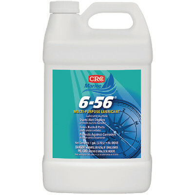 CRC Marine 6-56 Multi-Purpose Lubricant One Gallon 06008