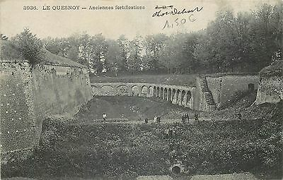 80 Le Quesnoy Fortifications