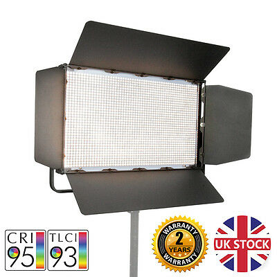 VNIX LED2000B Daylight LED Panel with DMX Output - Video Light Film