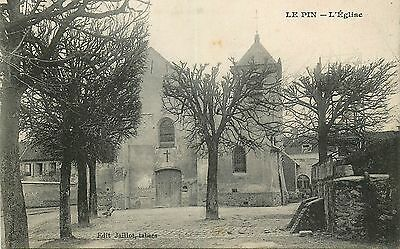 77 Le Pin Eglise
