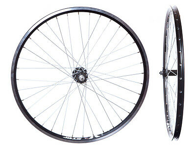 """26"""" MTB Wheelset in Black X-STAR 7 8 9 Speed high quality Disc Hubs Quick Releas"""