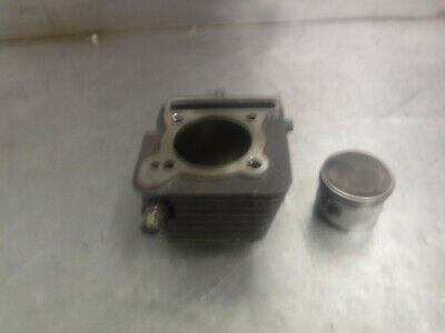 Piaggio Vespa Et Et4 Pre Leader 125 Cylinder Bore Barrel With Piston