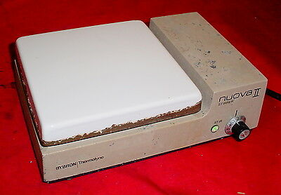 Sybron Thermolyne Nuova Ii Chemical Lab Magnetic Stirrer S18525