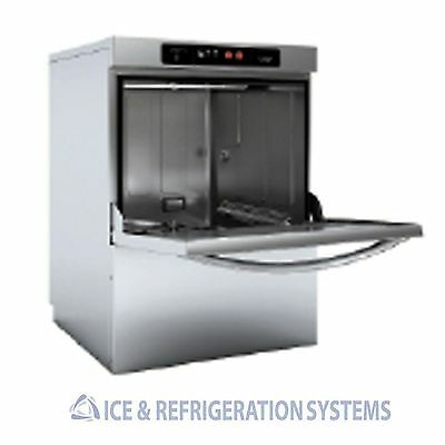 Fagor Commercial Undercounter High Temperature Glasswasher Dishwasher Cop-504W