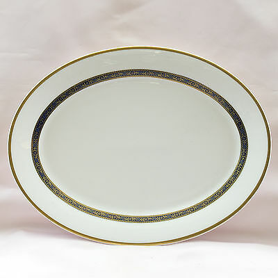 """Doulton Harlow Serving Plate 13.5"""" X 10.25"""""""