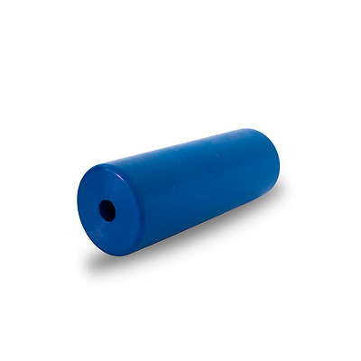 8 Inch Blue Parallel / Flat Boat Trailer Keel Roller - BRAND NEW