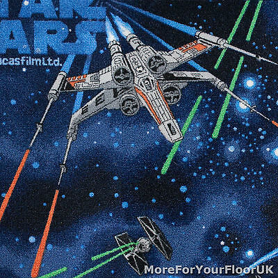 Star Wars Carpet, Disney Lucasfilm Star Wars Jedi X-Wing Millennium Falcon Force