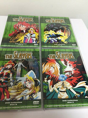 THE SLAYERS TRY  Complete Anime Collection 53-78