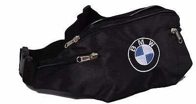 NEW BMW WAIST FANNY PACK ADJUSTABLE BUM BELLY BAG flag m3 m5 330 z4 z8 z3 x3 x5