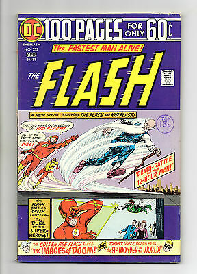 Flash Vol 1 No 232 Apr 1975 (VFN) DC Comics, Bronze Age (1970 - 1979) 100 Pages
