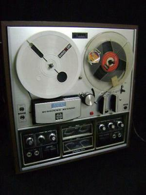 REGISTRATORE A BOBINE AKAI SURROUND STEREO 1730 s.s.