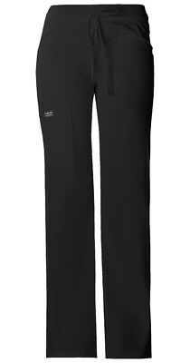 Cherokee Workwear Women's Core Stretch 24001 Cargo Scrub Pant Pick Size & Color