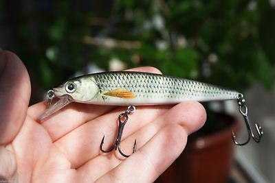 "12g 3.94"" DM01 minow sinking Fishing Lure Bait Life-like Real"