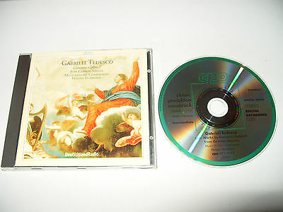 Giovanni Gabrieli - from German Sources (1997) cd Excellent Condition