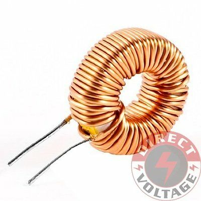 10 PCS 330UH 3A Toroid Core Inductor Wire Wind Wound