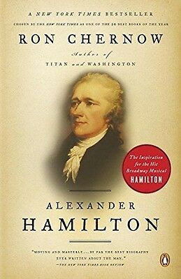 Alexander Hamilton (New Paperback) by Ron Chernow