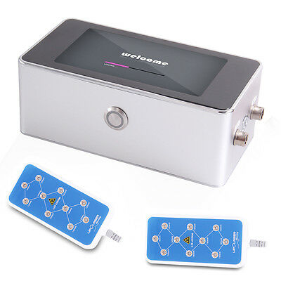 Hot vente 635nm-650nm 160MW lipolyse Lipo Diode Laser Slimming Machine 2 Pads