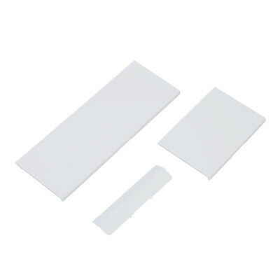 Replacement Door Slot Covers for Nintendo Wii Console ET