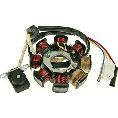 Lichtmaschine Stator Version 1-REX RS 450, RS 400, RS, Capriolo Neu