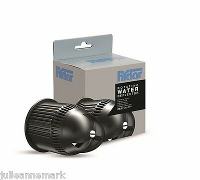 HYDOR ROTATING WAVE MAKER / DEFLECTOR. Great addition to any aquarium • EUR 17,10