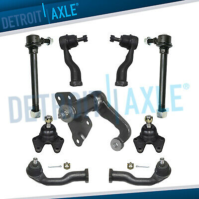 Brand New 9pc Complete Front Suspension Kit for 1995-2002 Kia Sportage